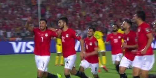 AFCON 2019: Host Egypt Beat Zimbabwe in Opening Game
