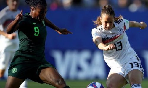 Falcons Crash out of Women's World Cup