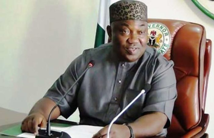 Ugwuanyi Issues Proclamation For 7th Assembly's Inauguration