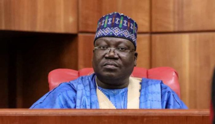 EU Mission Presents Election Report to Lawan Today