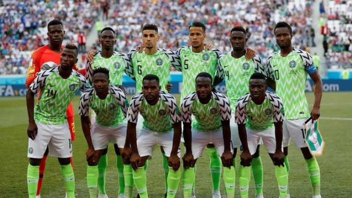 AFCON 2019: Make Nigeria Proud, Buhari Urges Super Eagles