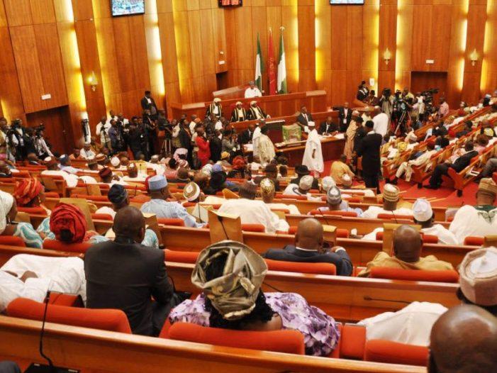 Senate Ajourns Plenary Till July 2, 2019.